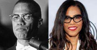 Malcolm X Ilyasah Shabazz thegrio.com