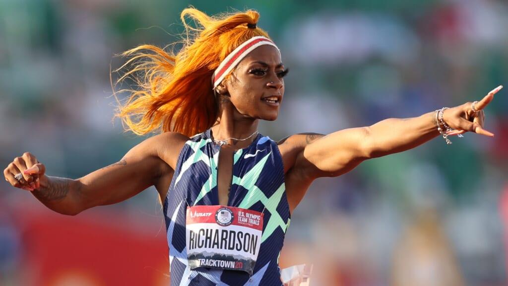 Sha'Carri Richardson thegrio.com
