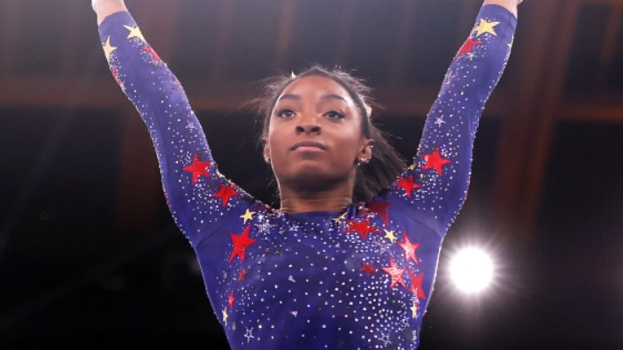 Simone Biles on U.S. gymnastics qualifying errors at Olympics: 'Things to work on'