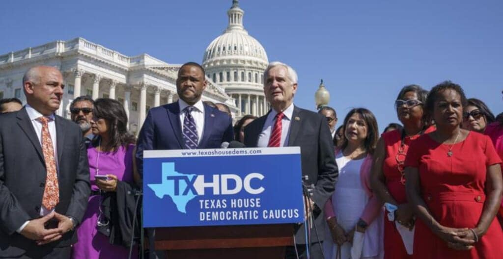Texas Democrats thegrio.com