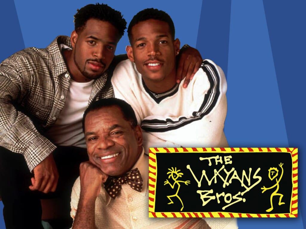 The Wayans Brothers  TV Show thegrio.com