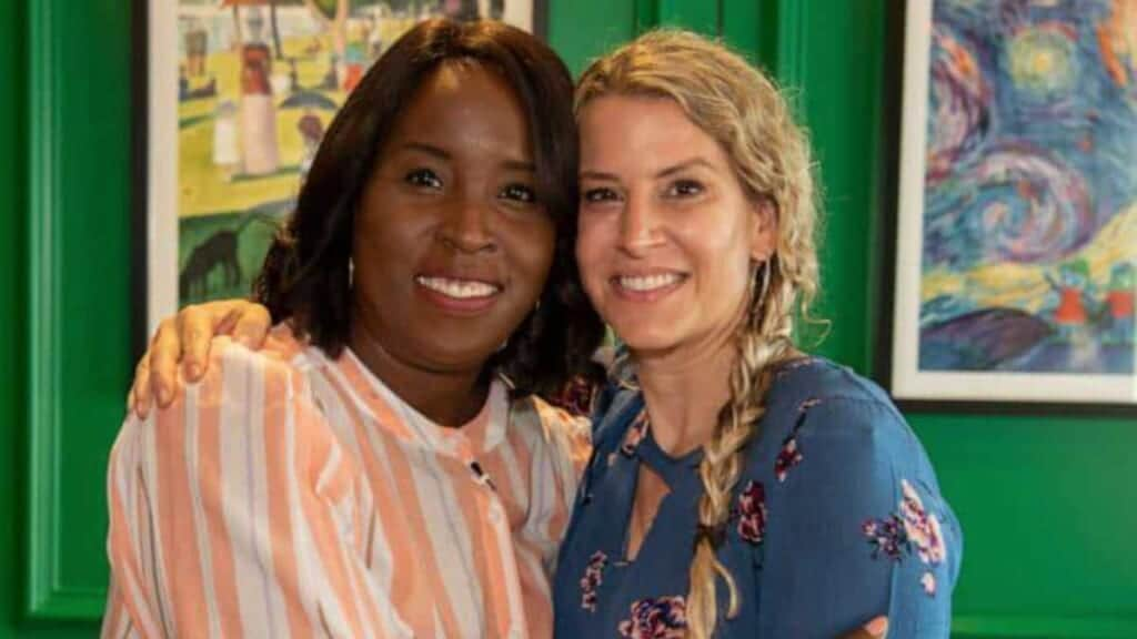 Tia Winbush and Susan Ellis, theGrio.com