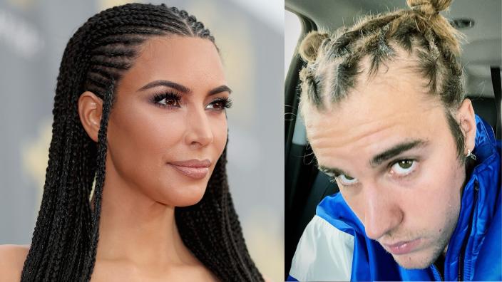 Kim Kardashian and Justin Bieber, theGrio.com