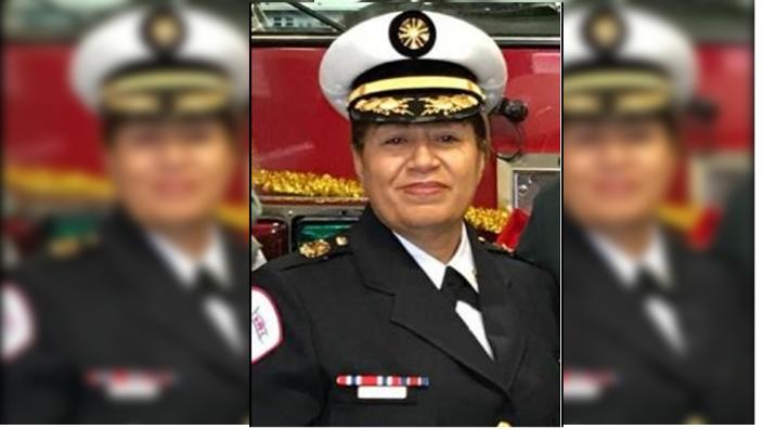 Fire Commissioner Annette Nance-Holt