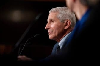Dr. Fauci Testifies To Senate Health Committee On Country's COVID-19 Response