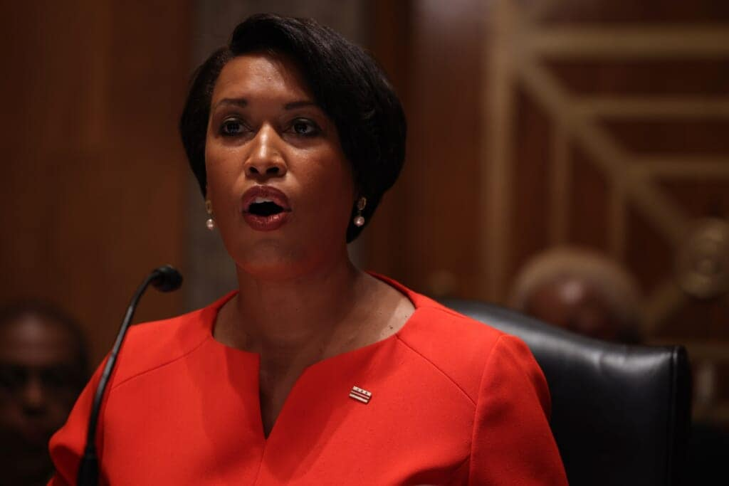 Senate Committee Questions DC Mayor Bowser On Statehood