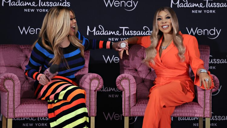 Wendy Williams Figure Launch At Madame Tussauds New York