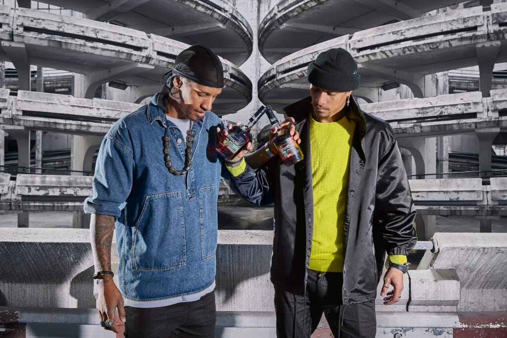 Les Twins collaborate with Hennessy for 2021 V.S Limited ...