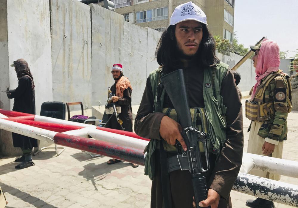 Taliban thegrio.com