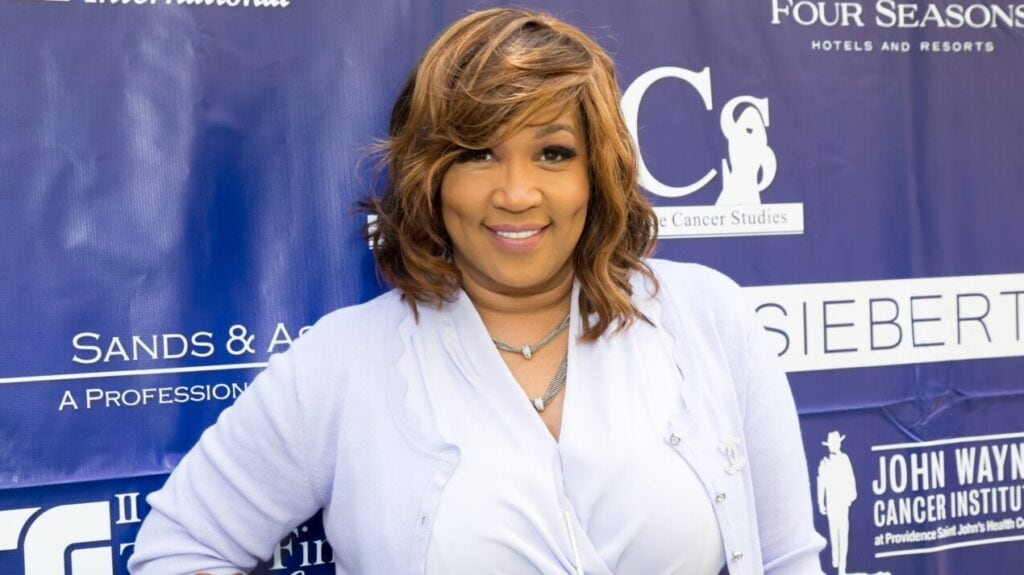 Kym Whitley recalls Mo'Nique asking her permission to date Gerald Levert