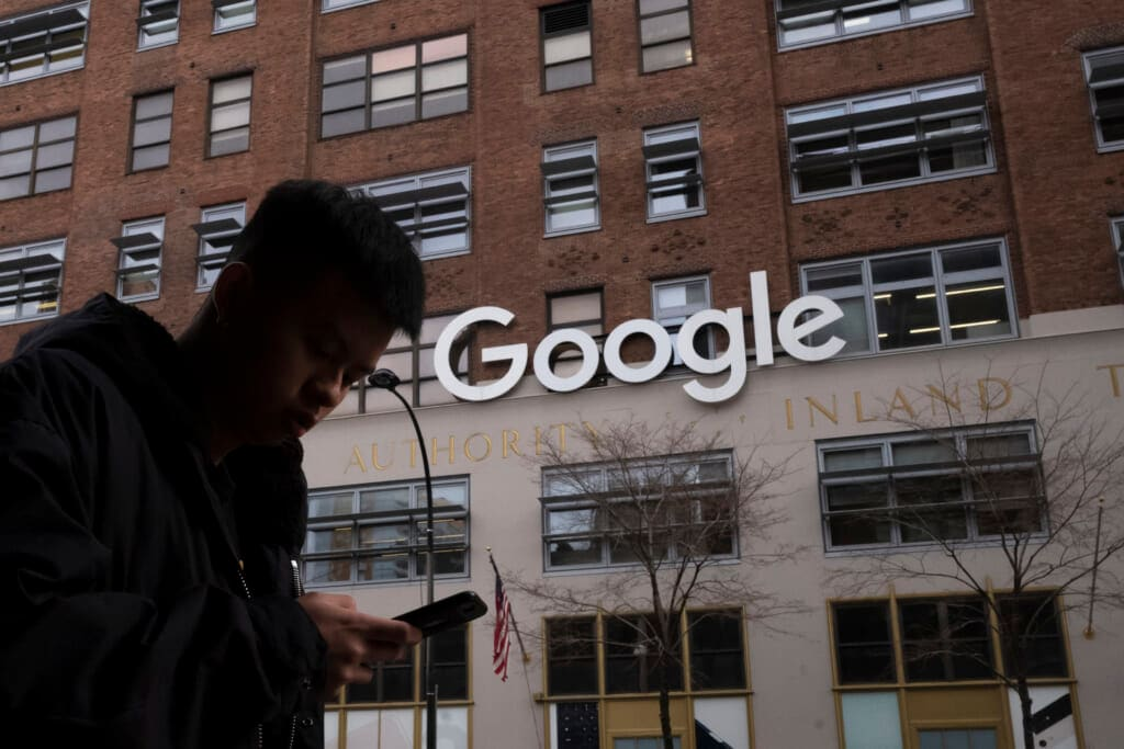 Google in new york city thegrio.com