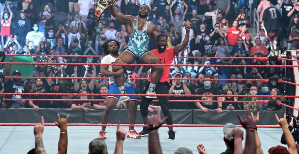 Big E WWE thegrio.com