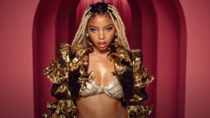 Chlöe breaks the internet with sexy new video, Have Mercy