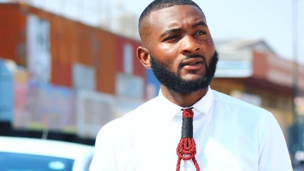 Daniel Ngobeni Daniels Rope Ties thegrio.com