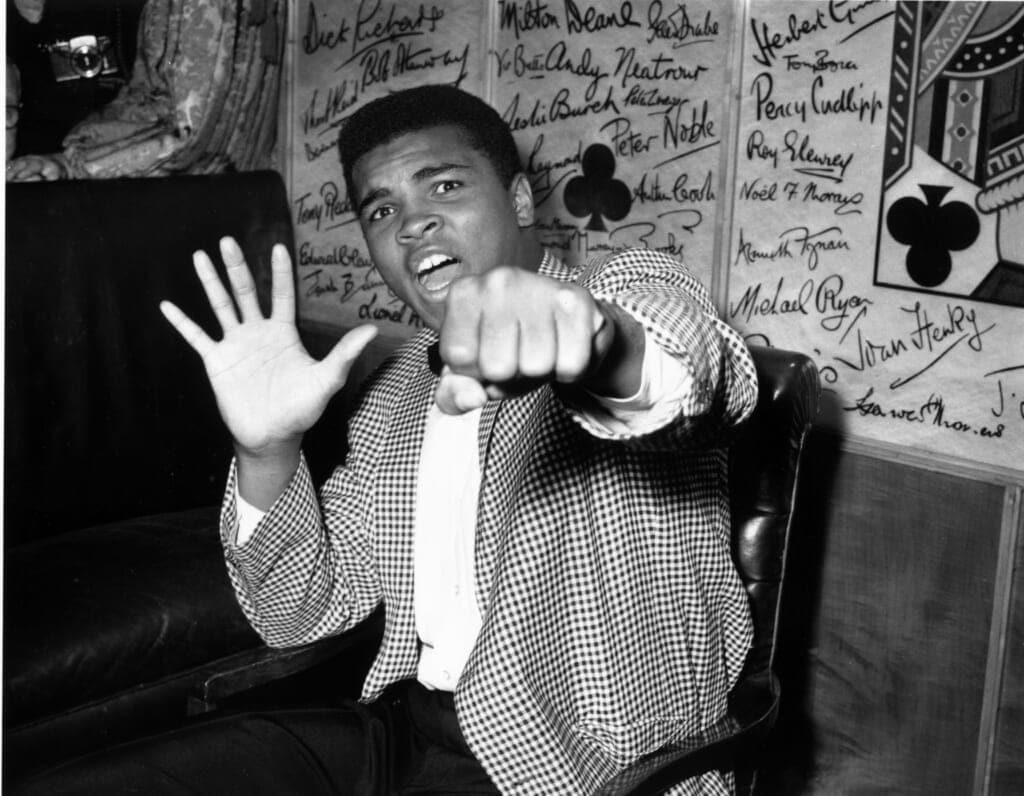 Muhammad Ali thegrio.com
