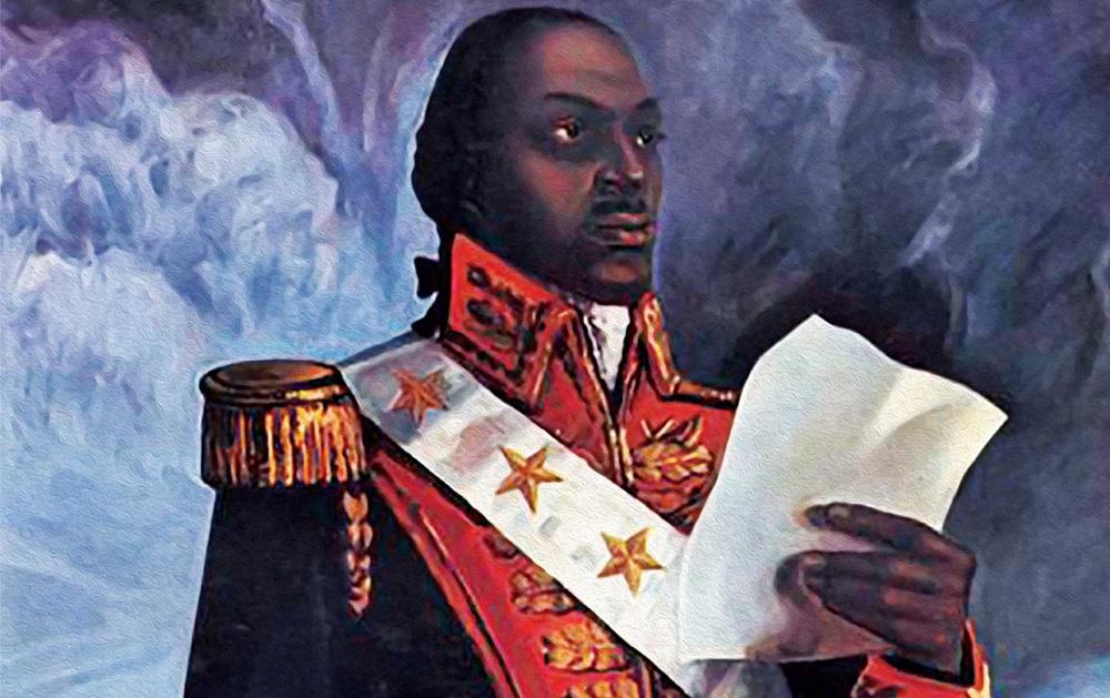 Haitian general Toussaint Louverture, theGrio.com