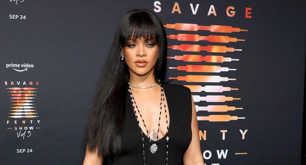 Rihanna thegrio.com