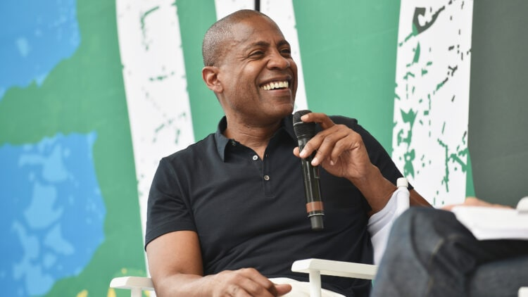 OZY CEO and Co-Founder Carlos Watson