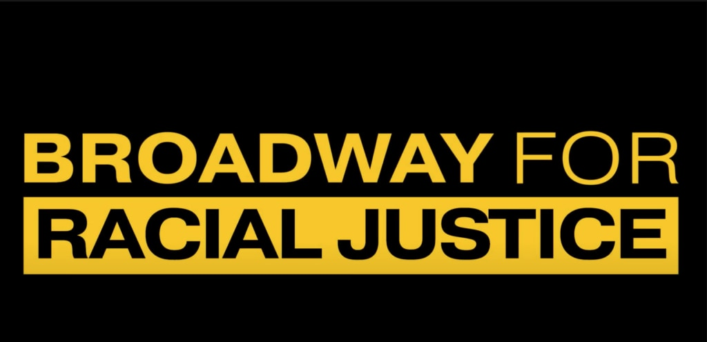 'Broadway for Racial Justice' sheds light on inequity in theatre industry, Broadway's return