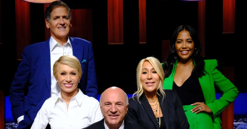 Shark Tank Cast with Emma Grede