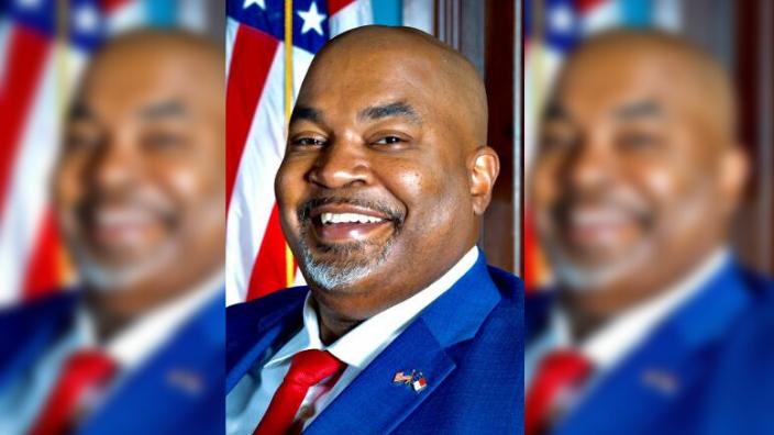 North Carolina Lt. Governor Mark Robinson